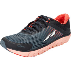 Altra Provision 4 Running Shoes Women, black/coral/pink